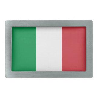 Hebilla del cinturón italiana de la bandera hebilla de cinturon rectangular
