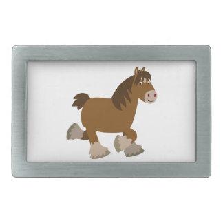Hebilla del cinturón linda del caballo de condado  hebillas cinturón rectangulares