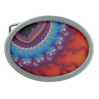 Hebilla del cinturón moderna de Geode Hebillas De Cinturon Ovales