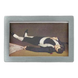 Hebilla del cinturón muerta de Manet Matador Hebilla Cinturon