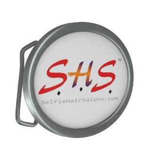 Hebilla del cinturón oficial de S.H.S. Selfie Hebilla Cinturon Oval