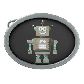 Hebilla del cinturón retra del robot del juguete hebilla de cinturon