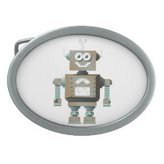 Hebilla del cinturón retra del robot del juguete hebilla de cinturón
