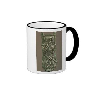 Hebilla del cinturón taza de café