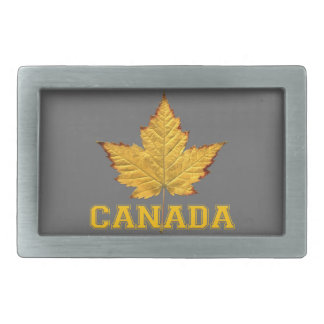 Hebilla del recuerdo de Canadá del equipo universi Hebilla De Cinturon Rectangular