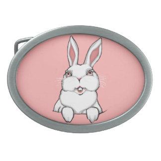 Hebilla festiva de Pascua de la hebilla del cintur Hebilla Cinturón Oval