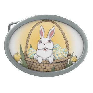Hebilla festiva de Pascua de la hebilla del Hebillas Cinturon Ovales