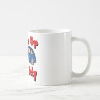 Hebilla para arriba taza de café