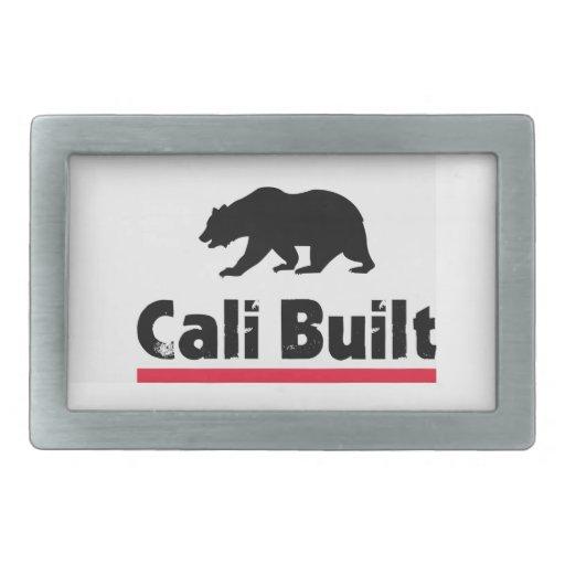 Hebilla registradoa Built del logotipo del oso de  Hebilla Cinturon