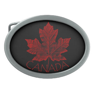 Hebillas canadienses del recuerdo de la hebilla de hebillas cinturon