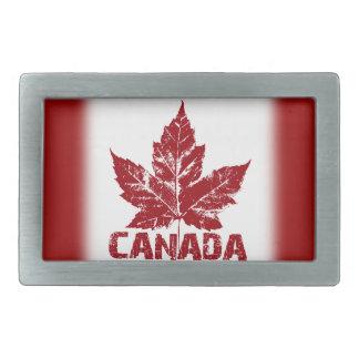 Hebillas canadienses frescas del recuerdo de la he hebilla cinturon rectangular