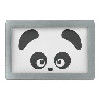 Hebillas del cinturón de Panda® del amor Hebillas Cinturon