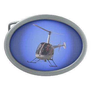 Hebillas del piloto del helicóptero de la hebilla  hebilla cinturón oval