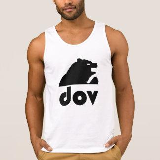 Hebrew (Dov) Bear Tank Top