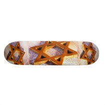 Hebrew Hammer Skateboard