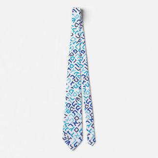 Hebrew Neck Tie