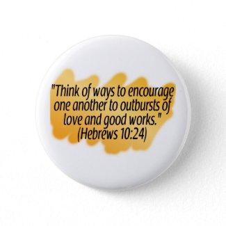 Hebrews 10:24 button