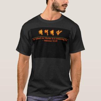 Hebrews 12:29 T-Shirt