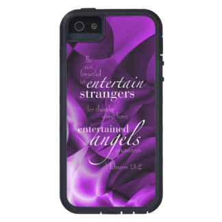 Hebrews 13:2 iPhone SE/5/5s case
