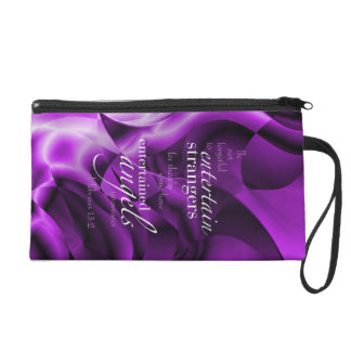 Hebrews 13:2 wristlet