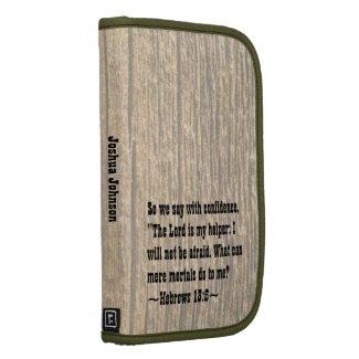 Hebrews 13:6 Folio rickshawfolio