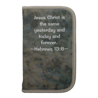 Hebrews 13:8 Folio rickshawfolio