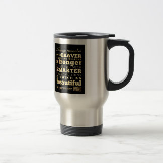 Hebrews 16:9-Firm and Secure-Anchor of the Soul 15 Oz Stainless Steel Travel Mug