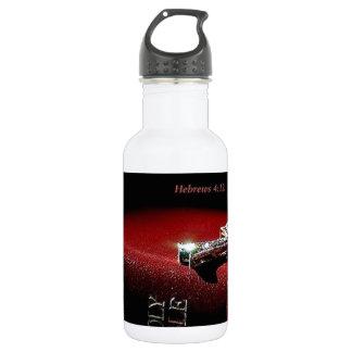 Hebrews 4:12 water bottle