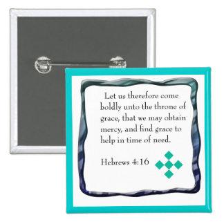 Hebrews 4:16  button