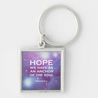 Hebrews 6:19 keychains