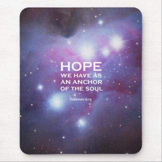 Hebrews 6:19 mousepads