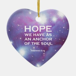 Hebrews 6:19 ornaments