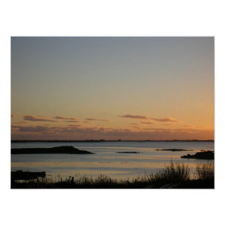 Hebridean Sunset Photo Print