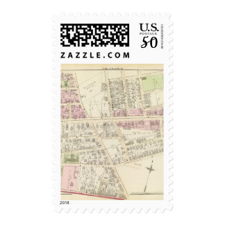 Hebron Manufacturing Company cotton mill Postage