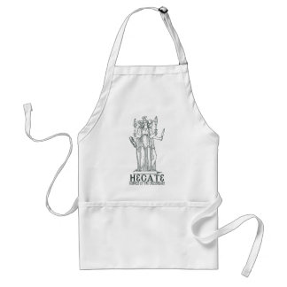 Hecate Adult Apron