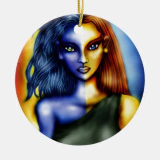 Hecate Ceramic Ornament