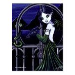 """""""Hecate"""" Dark Underworld Postcard"""