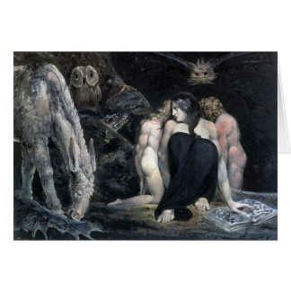 Hecate or the Three Fates Card