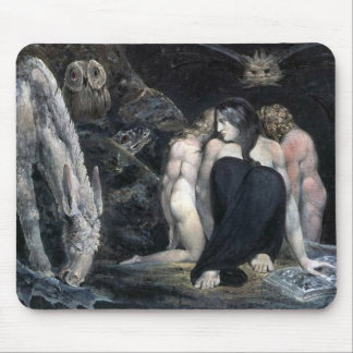 Hecate or the Three Fates Mouse Pad