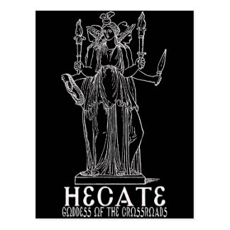 Hecate Postcard
