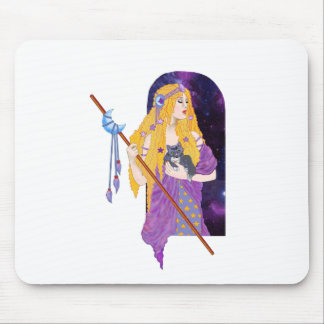 Hecate's Cat Mousepads