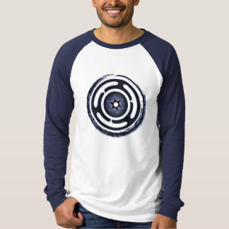 Hecate's Wheel (Blue) Apparel T-Shirt