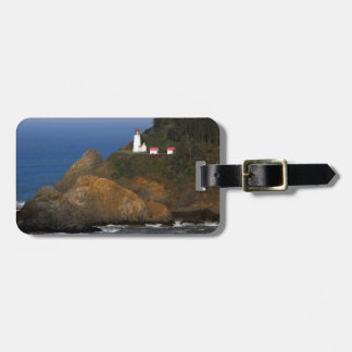 Heceta Head Lighthouse, Cape Creek, Oregon, USA Luggage Tag