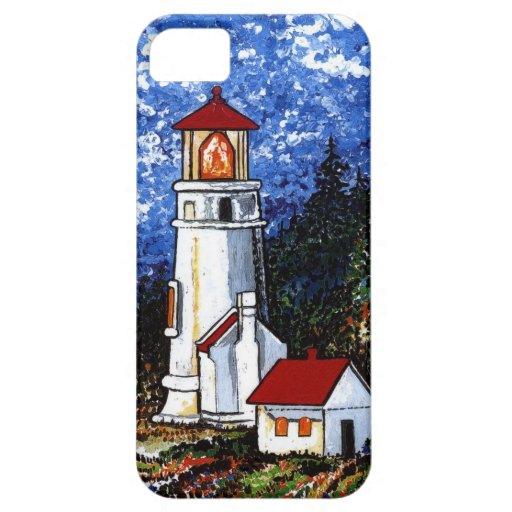 Heceta Head Lighthouse iPhone 5 Cover