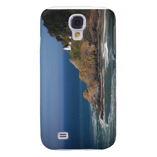 Heceta Head Lighthouse Galaxy S4 Case