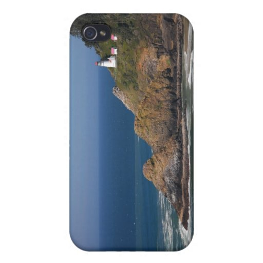 Heceta Head Lighthouse iPhone 4 Case