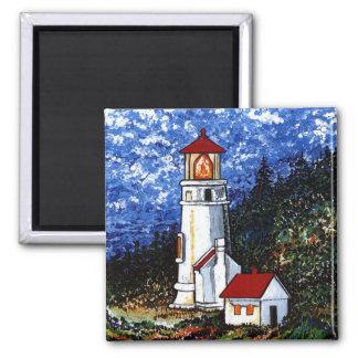 Heceta Head Lighthouse Fridge Magnet