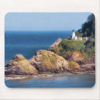 Heceta Head Lighthouse Mousepad