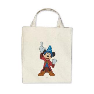 Hechicero Mickey Mouse Bolsa De Mano