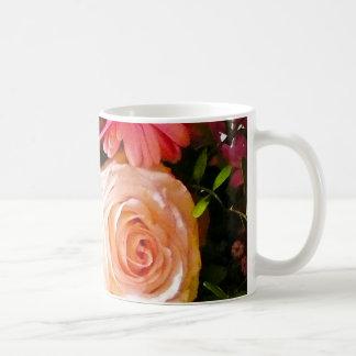 Hechizo de flor taza